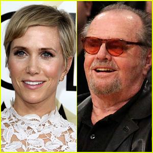 Kristen Wiig Joins Jack Nicholson in 'Toni Erdmann' Remake!