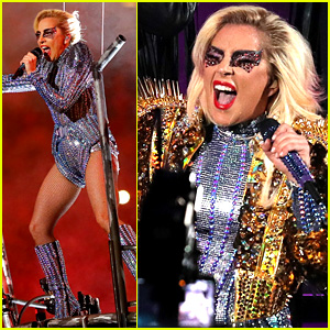 Lady Gaga: Super Bowl Halftime Show 2017 Video - Watch Now!