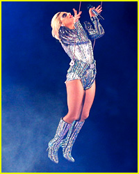 Lady Gaga's Super Bowl Jump - Was It Pre-Recorded?