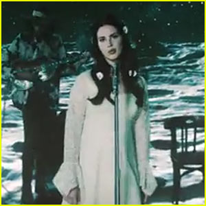 Lana Del Rey's 'Love' Music Video Will Take You on a Dreamy Journey to Space - Watch Here!