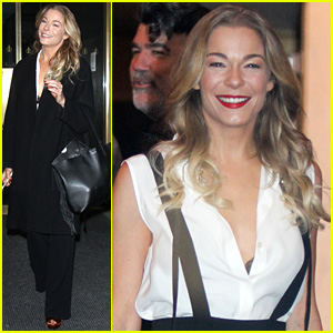 LeAnn Rimes Says She Has 'Let Go' of Her Ego