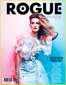 Leighton Meester Covers Her First Magazine in Years! (Exclusive)