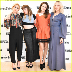 Lena Dunham Confirms That There Will Be A 'Girls' Movie!