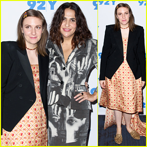 Lena Dunham Reveals She Wants To Do Theater In Vogue's '73 Questions' Video - Watch Here!