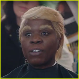 Leslie Jones Really Wants to Play Donald Trump on 'SNL' - Watch Now!