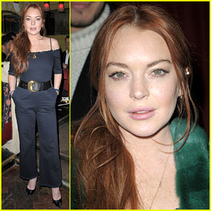 Lindsay Lohan Wants to Meet with Donald Trump