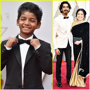 Sunny Pawar Steals the Show on the Oscars Red Carpet!