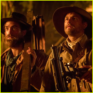 Charlie Hunnam Ventures into the Jungle in New 'Lost City of Z' Trailer - Watch Now!