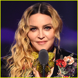 Madonna Reveals Names of Her Newly Adopted Twin Girls