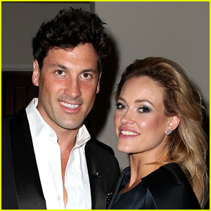 Maksim Chmerkovskiy & Peta Murgatroyd Debut First Photo of Baby Boy Shai!
