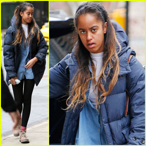 Malia Obama Reportedly Parties It Up in New York City
