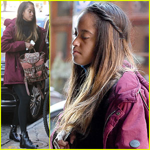 Lena Dunham Gushes Over Malia Obama, Who Interned for 'Girls'!
