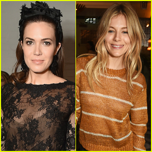 Mandy Moore Really Wants to Raid Sienna Miller's Closet