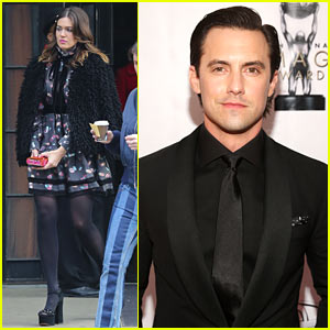 Mandy Moore Reacts to Milo Ventimiglia With No Facial Hair: 'I Don't Know That Person!'
