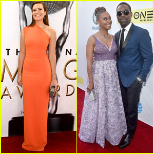 Mandy Moore & Sterling K Brown Bring 'This Is Us' to The NAACP Image Awards 2017