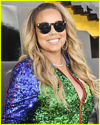 Mariah Carey Goes Bowling in Heels at Private Pre-Grammys Party (Video)