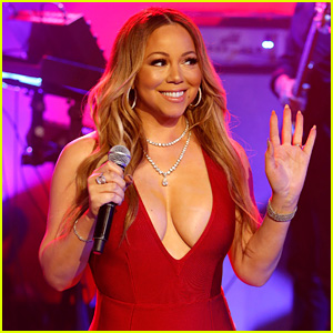 Mariah Carey Performs 'Vision of Love' Live on 'Kimmel' (Video)