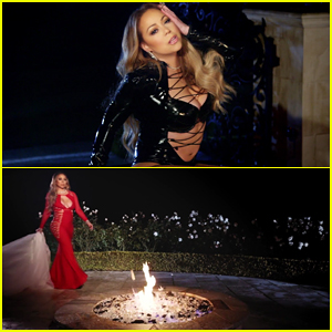 Mariah Carey Sets Wedding Dress On Fire In 'I Don't' Music Video - Watch Here!