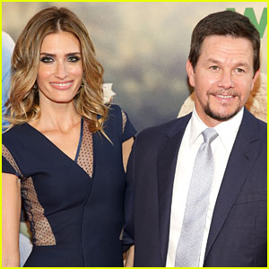 Mark Wahlberg Saw 'Fifty Shades Darker' on Valentine's Day with His Wife!