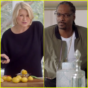 T-Mobile Super Bowl 2017 Commercial: Martha Stewart & Snoop Dogg Team Up For #BagOfUnlimited