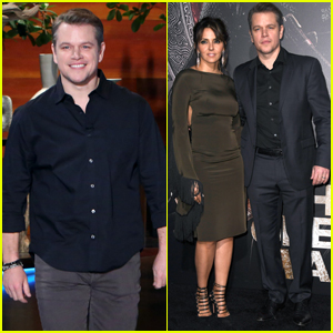Matt Damon Opens Up About George Clooney Handling Twins