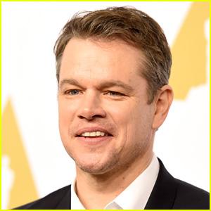 Matt Damon Dishes on His 'Ocean's Eight' Cameo!