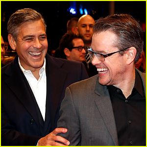 Matt Damon Says George Clooney Told Him About Amal's Pregnancy Months Ago!