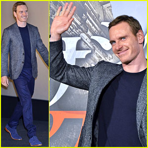 Michael Fassbender Featured in 'Assassin's Creed' Deleted Scene - Watch Now!