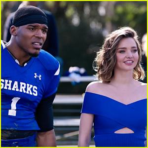 Buick Super Bowl Commercial 2017: Miranda Kerr & Cam Newton Transform!