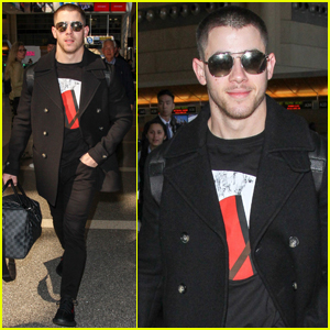 Nick Jonas Opens Up About His New Role as a Designer