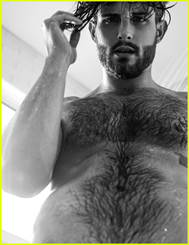 Younger's Nico Tortorella Strips Down in the Shower for Sexy 'Rogue' Magazine Shoot