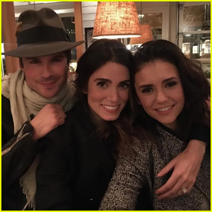 Nikki Reed & Nina Dobrev Slam Rumors They Are Feuding With a Powerful Message