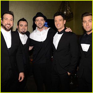 NSYNC Will Reunite at Some Point in 2017, Lance Bass Reveals