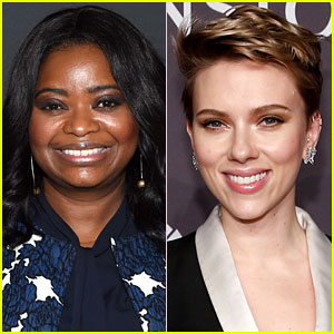 Octavia Spencer & Scarlett Johansson to Host 'SNL' in March!