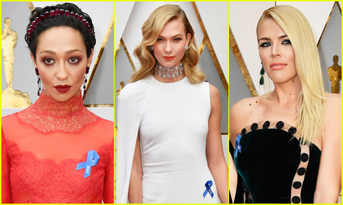 Oscars 2017 - All the Stars Who Wore ACLU Blue Ribbons