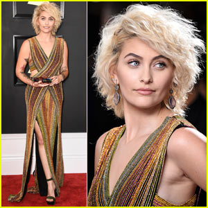 Paris Jackson Looks All Grown Up at the Grammys 2017