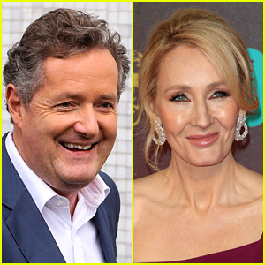 Piers Morgan's Son Calls Him 'Vernon Dursley' While Expressing Love for J.K. Rowling