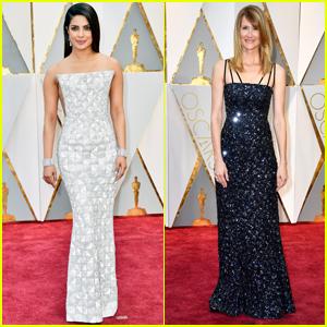 Priyanka Chopra & Laura Dern Are Oscars 2017 Beauties