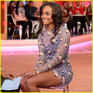 Rachel Lindsay Opens Up About Becoming First African American 'Bachelorette'
