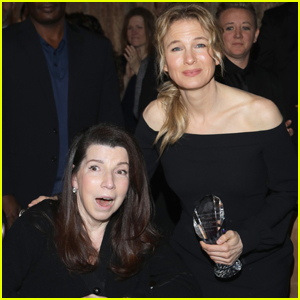 Renee Zellweger Honors Longtime Publicist Nanci Ryder at ICG Publicists Awards