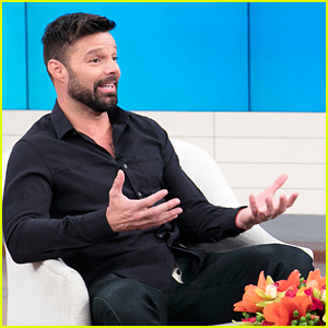 Ricky Martin Says Every Decision He Makes is Based on His Kids