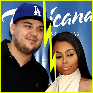 Rob Kardashian & Blac Chyna Have Split Yet Again