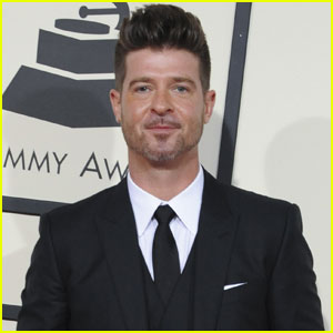 Robin Thicke's Request For Unsupervised Visitation Denied