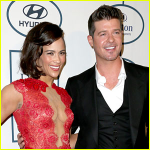 Robin Thicke Spends More Time With Son Despite Restraining Order (Report)