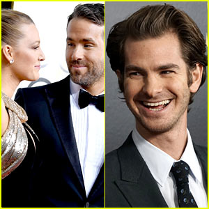 Ryan Reynolds Says Blake Lively is a Better Kisser Than Andrew Garfield