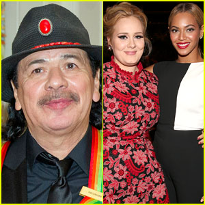 Carlos Santana Apologizes for Saying Beyonce is 'Not a Singer'