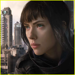 Scarlett Johansson's 'Ghost in the Shell' Gets Intense New Trailer