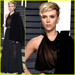 Scarlett Johansson Plans to Keep Speaking Out About Politics
