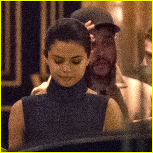 Selena Gomez & The Weeknd Have Date Night in Paris