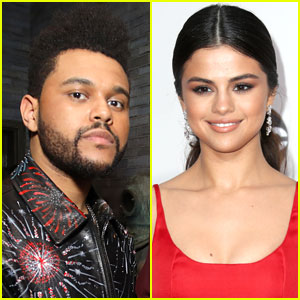 Selena Gomez & The Weeknd Meet Up After Grammys 2017 for Rihanna's Party
